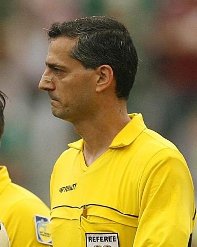 Salvio Espínola, ex-árbitro