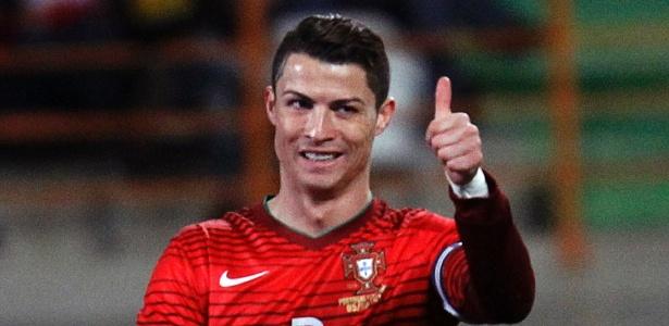 Cristiano Ronaldo liderará a seleção portuguesa no Mundial