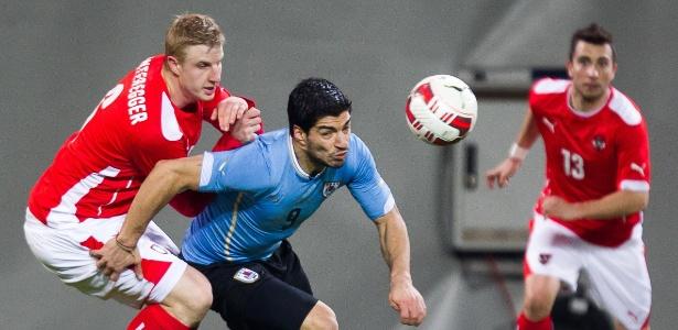Luis Suárez estará na Copa do Mundo com a seleção uruguaia