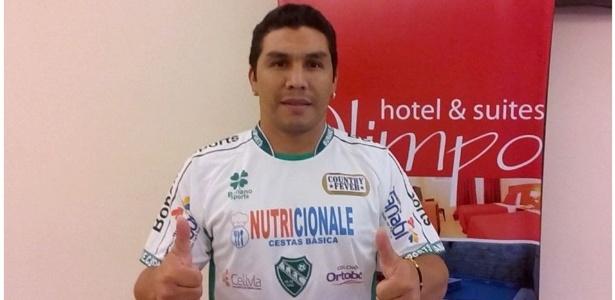 Cabañas quer treinar seleção paraguaia - Reprodução/Tanabi