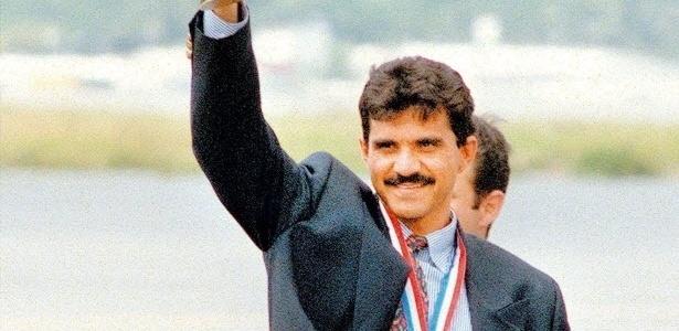 Zagueiro Ricardo Rocha participou da campanha vitoriosa do Brasil na Copa do Mundo de 1994