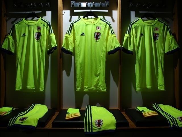 Segundo uniforme do Japão será bastante chamativo para a Copa do Mundo