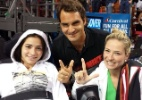 Laís Souza supera fase crítica, já vai a shows e teve encontro com Federer - Arquivo pessoal