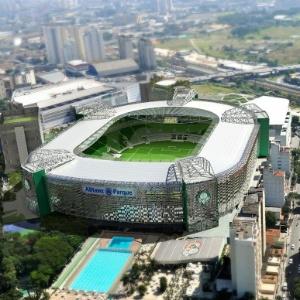 Novo estádio será palco de shows