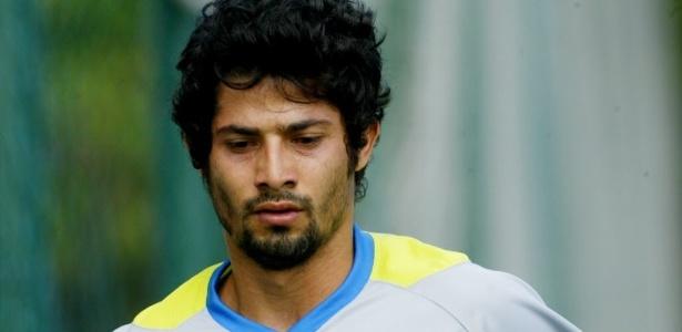 Cristian defendeu o Palmeiras em 2005