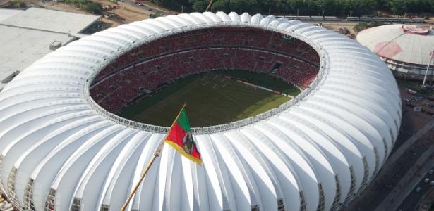 Beira-Rio não receberá primeiro jogo do Inter no Gauchão por conta da chuva