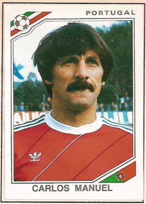 Carlos Manuel/Portugal-1986: Piadas de português estão proibidas por aqui.