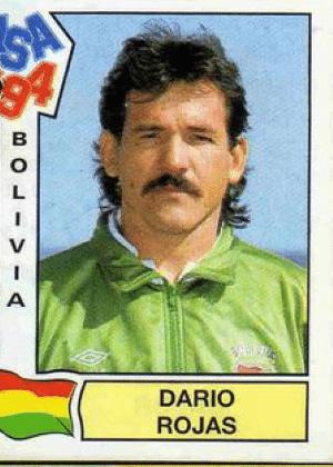 Dario Rojas/Bolívia-1994: Rojas realmente precisava