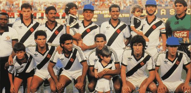 Por onde andam os heróis do último título do Vasco sobre o Flamengo ... c9cfc13a8d259