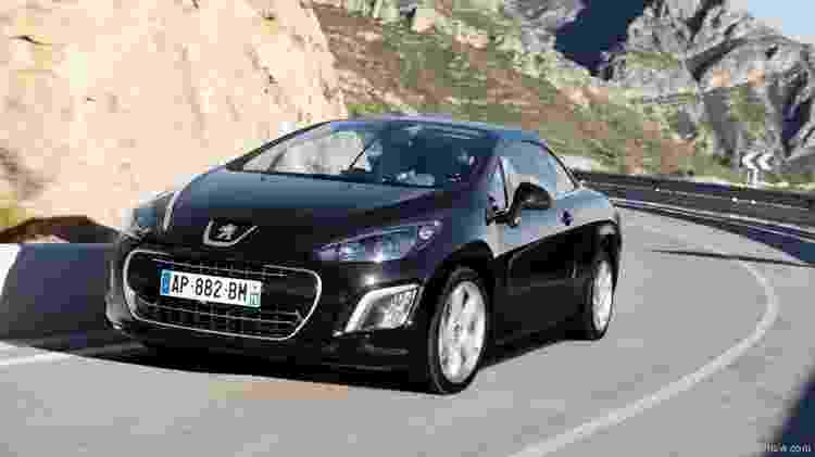 Peugeot 308 CC - Divulgação - Divulgação