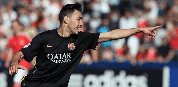 Munir tem ascendência marroquina e já defendeu seleção espanhola - Reprodução/Twitter Barcelona