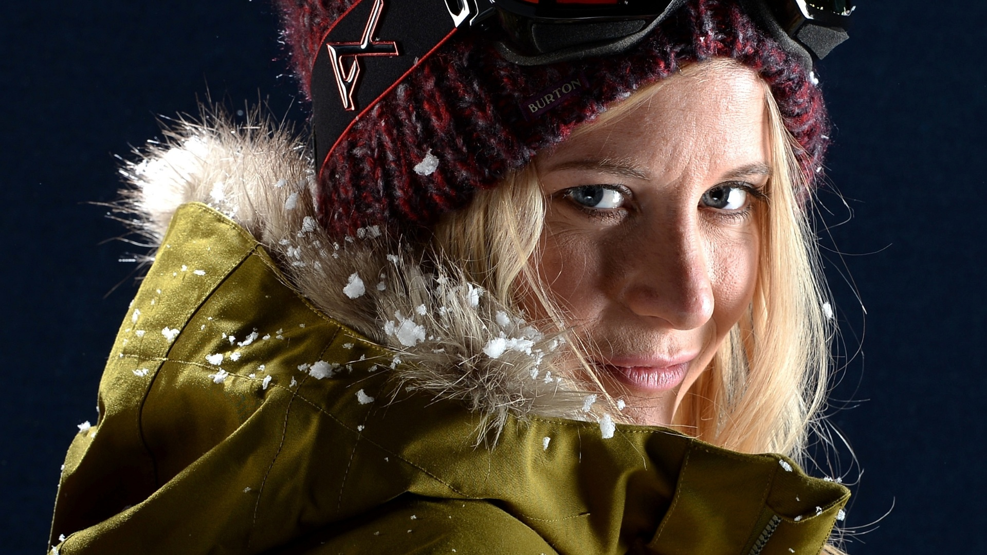 Hannah Teter, destaque norte-americana do snowboard