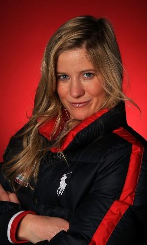Hannah Teter, norte-americana destaque do snowboard