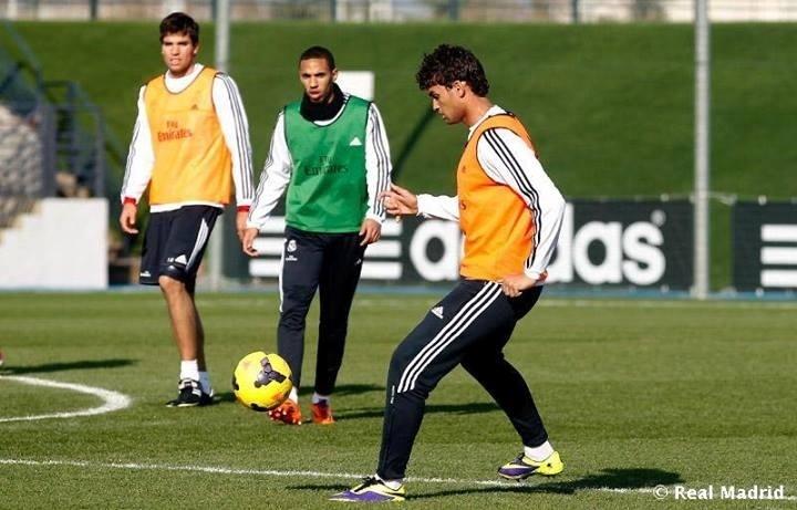 Willian José é relacionado para final da Copa do Rei entre Real e Barça