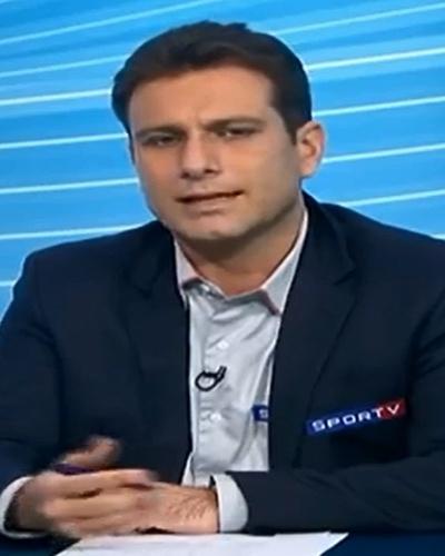 André Loffredo, comentarista do Sportv