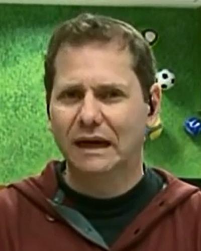 Bob Faria, comentarista do Sportv