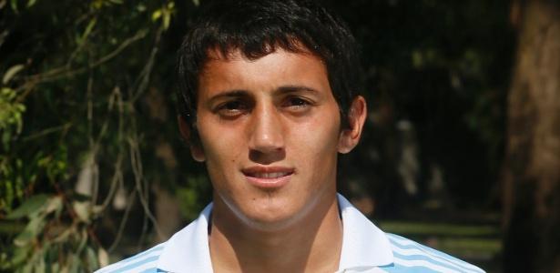 Carlos Martín Luque, 21 anos, é jogador pretendido para dar velocidade ao setor ofensivo do Inter - Site AFA/Divulgação