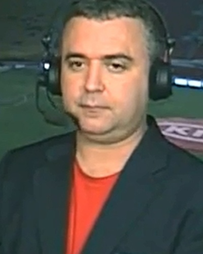 Luiz Ademar, comentarista do Sportv