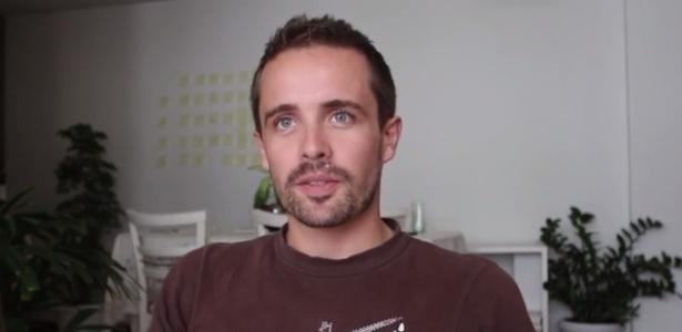 Mikkel Keldorf Jensen, jornalista dinamarquês, que deixou o Brasil após visita a Fortaleza