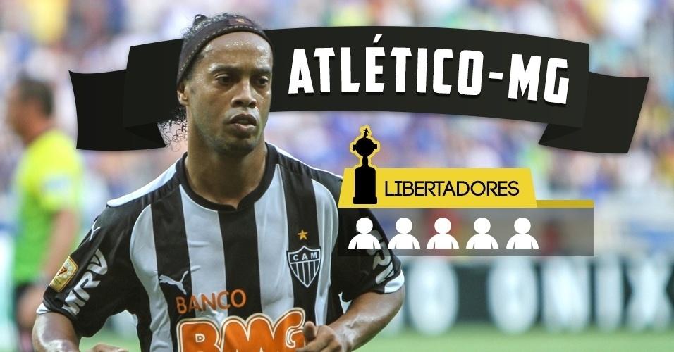 Libertadores - Atlético-MG