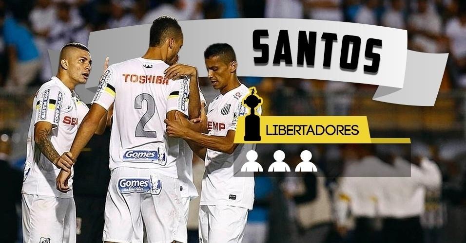 Libertadores - Santos