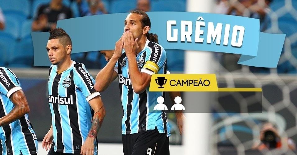 Campeão - Grêmio