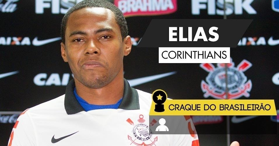Elias (Corinthians) - Craque