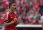 Lima acaba com maldição do Benfica e entra na seleção do Fifa - REUTERS/Hugo Correia