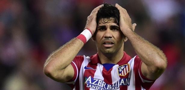 Diego Costa poderá voltar a vestir a camisa do Atlético de Madri na próxima temporada