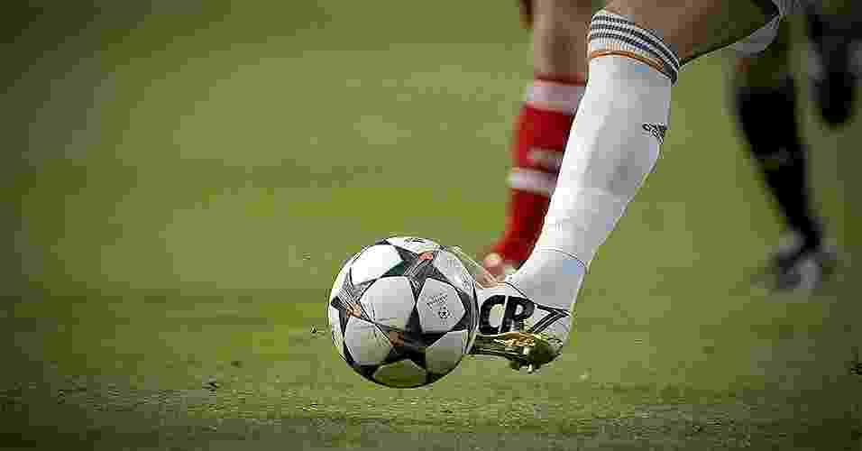 Real Madrid x Bayern de Munique: Cristiano Ronaldo - EFE/JuanJo Martín