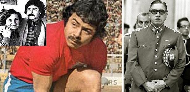 Carlos Caszely teve a mãe torturada pela ditadura e foi ícone da resistência contra Pinochet no Chile