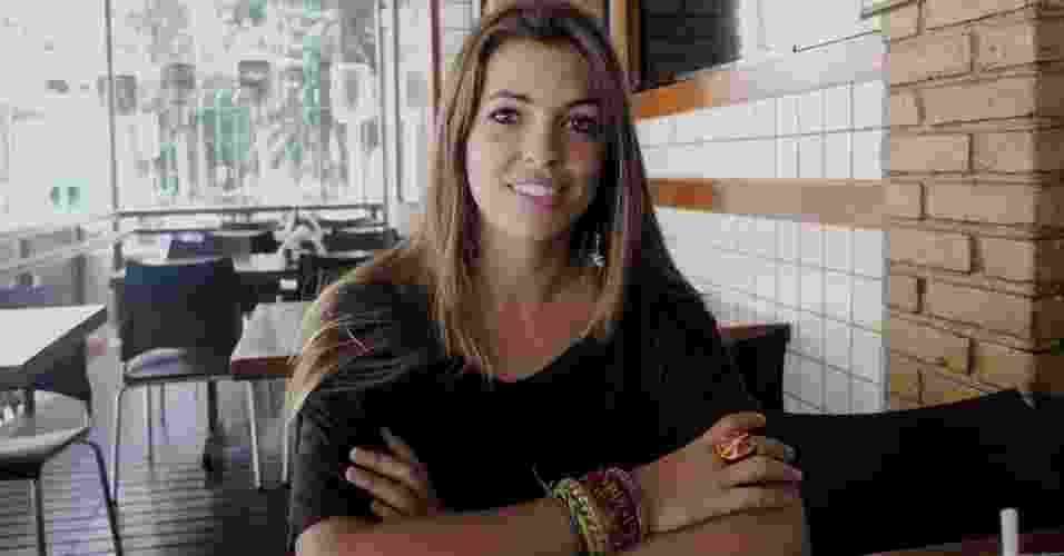Jornalista espanhola Patricia Domingues concede entrevista ao UOL Esporte - Pedro Ivo Almeida/UOL