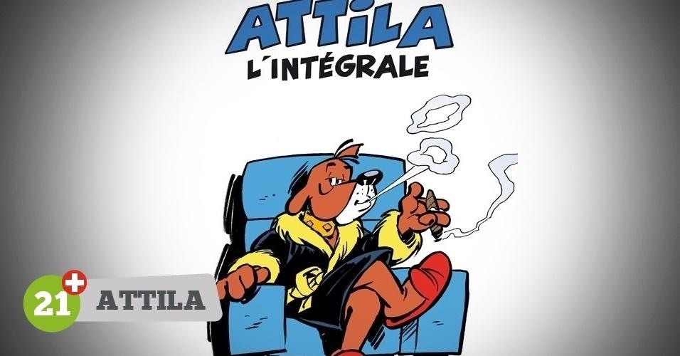 Attila, herói da Suíça na Copa