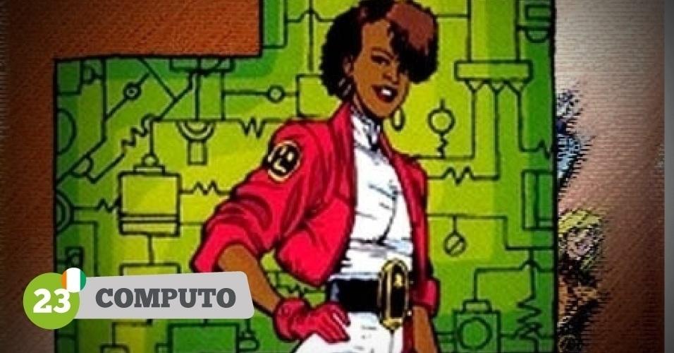 Computo, heroína da Costa do Marfim na Copa