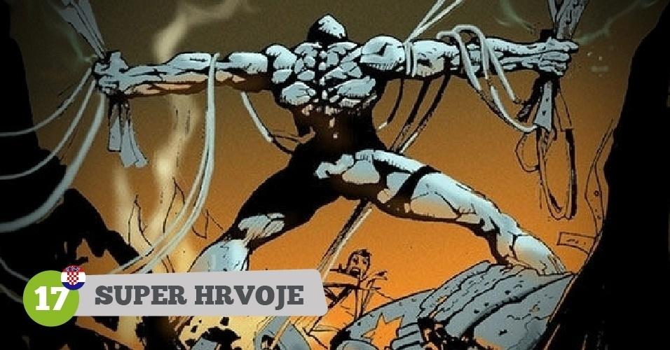 Super Hrvoje, super-herói da Croácia na Copa