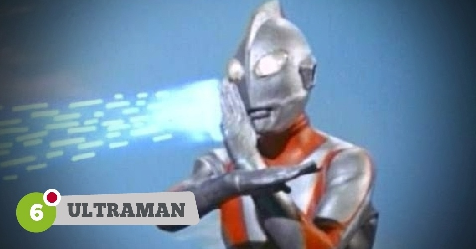 Ultraman, herói do Japão na Copa