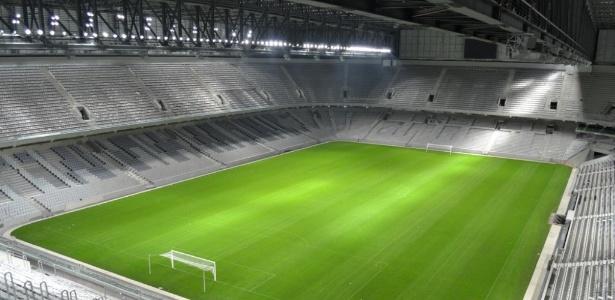 Arena da Baixada será palco de quatro jogos da Copa do Mundo