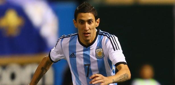 Rumores de doping irritaram os argentinos; Di María foi um dos jogadores envolvidos na polêmica