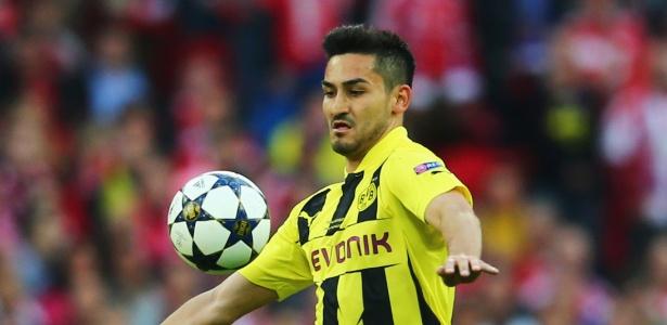 Ilkay Gundogan estaria interessado em atuar sob o comando de Pep Guardiola