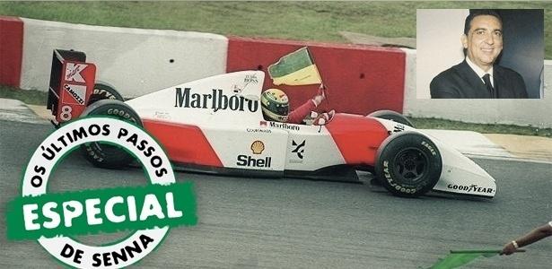 Capítulo 10: Como Galvão me ajudou a preservar detalhes do corpo de Senna