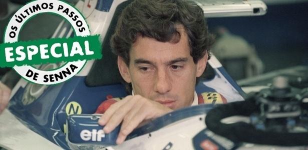 Capítulo 4: Williams machucava as mãos de Senna (e reparo foi fatal)