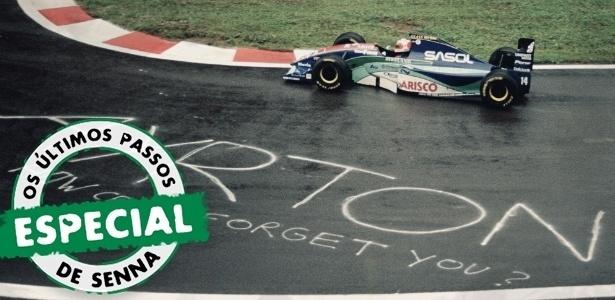 Capítulo 5: Acidente de Rubinho faz Senna cair no choro em Ímola