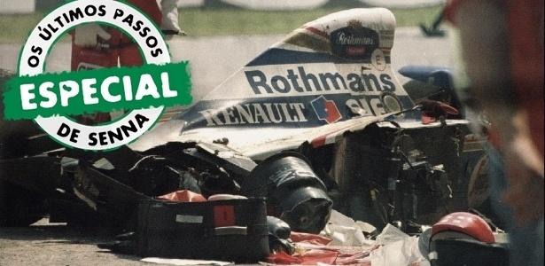 Capítulo 8: posição dos pés de Senna já mostravam que acidente era grave