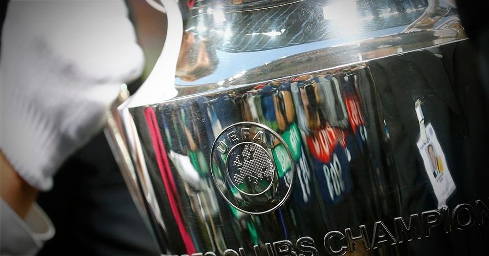 Em detalhes: Bayern 0 x 4 Real Madrid (taça da Liga dos Campeões)