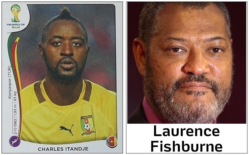 Charles Itandje, goleiro de Camarões, pode se tornar investigador criminal e arranjar papel em CSI quando ficar mais velho, para substituir o ator Laurence Fishburn