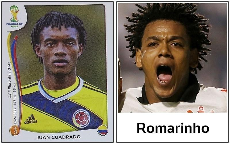 """Cléber Machado, se narrar um gol de Cuadrado, da Colômbia, na Copa, pode gritar """"Romarinhoooo"""" sem dó"""