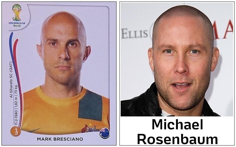 Mark Bresciano, meia da Austrália, poderia se aventurar como Lex Luthor, o inimigo do Super-Homem protagonizado pelo ator Michael Rosenbaum no seriado Smalville