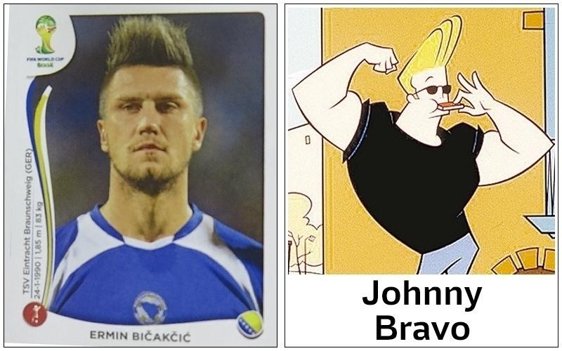"""O bósnio Ermin Bicakcic pode ter o nome difícil, mas se encarnar Johnny Bravo """"se fazer de difícil"""" é que ele não fará..."""