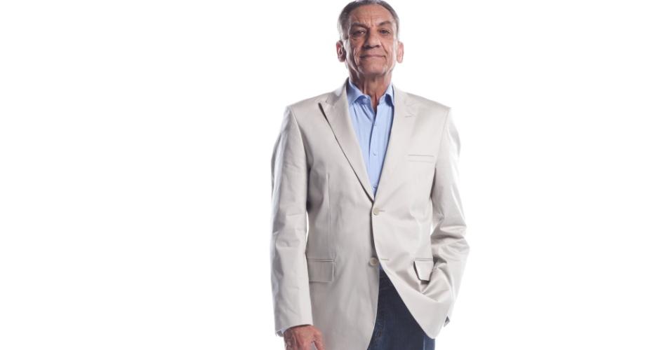 Osmar de Oliveira, comentarista de futebol da Band
