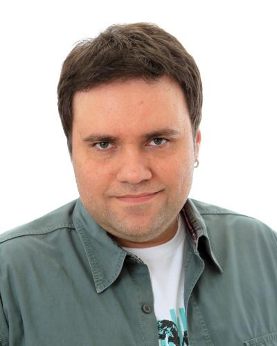Rodrigo Rodrigues, jornalista e apresentador da ESPN